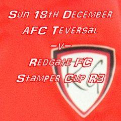 20161218 - AFC Teversal v Redgate FC