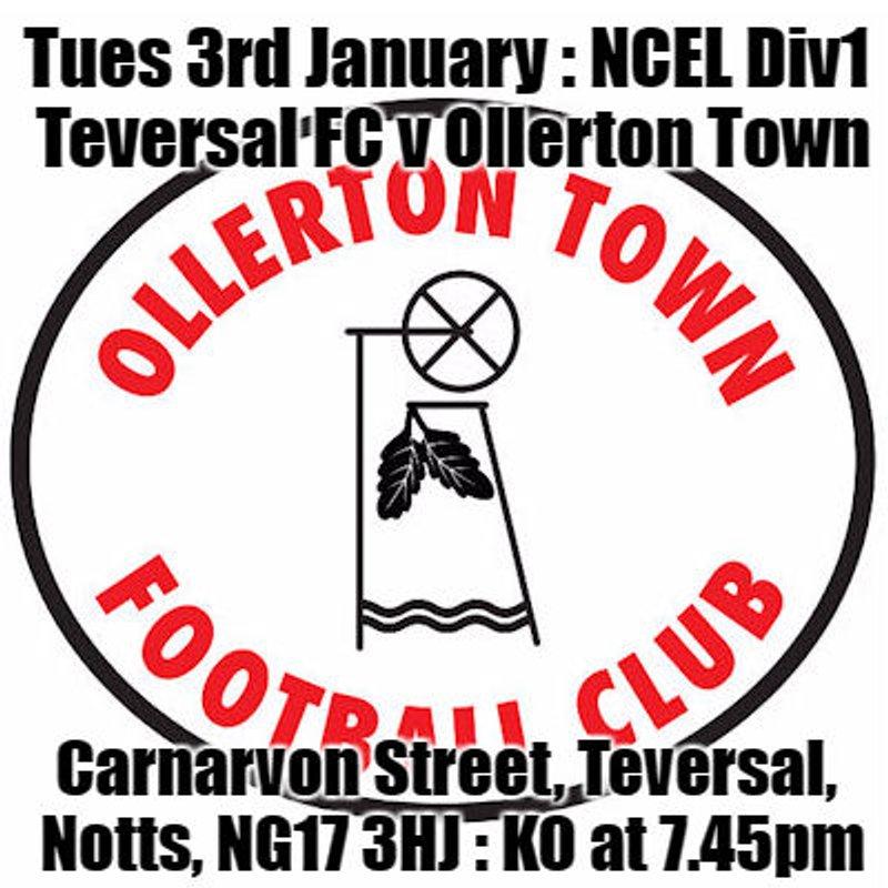 20170103 - Teversal FC v Ollerton Town