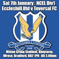 20170107 - Eccleshill United v Teversal FC