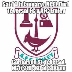 20170114 - Teversal FC v AFC Emley
