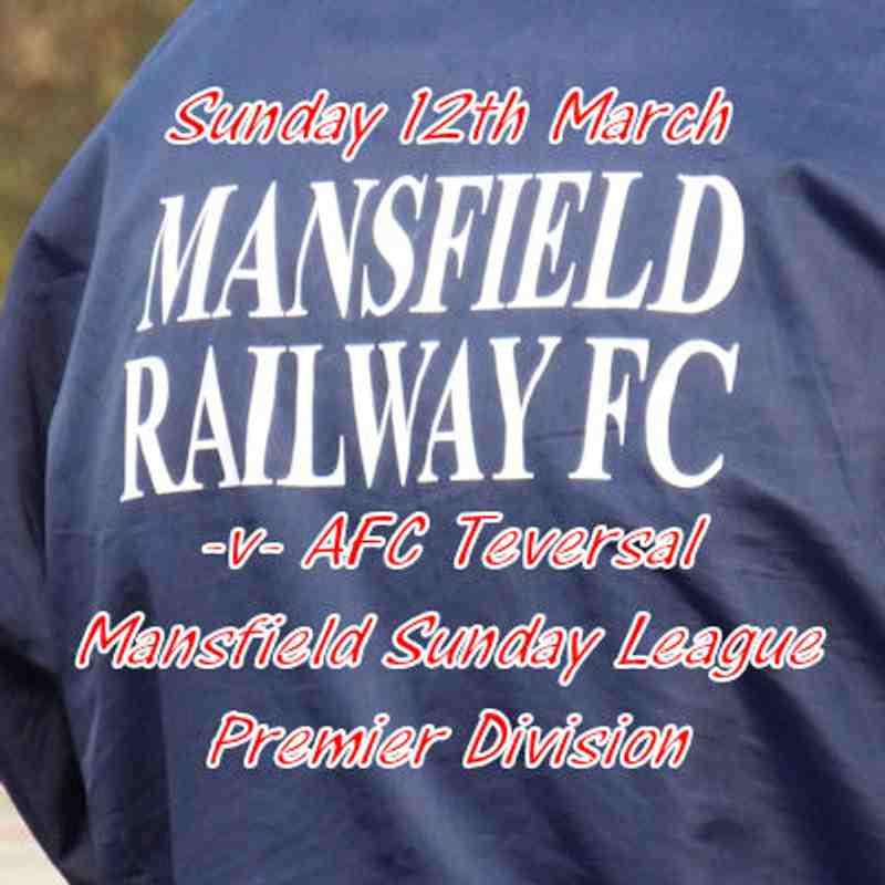 20170312 - Mansfield Railway v AFC Teversal