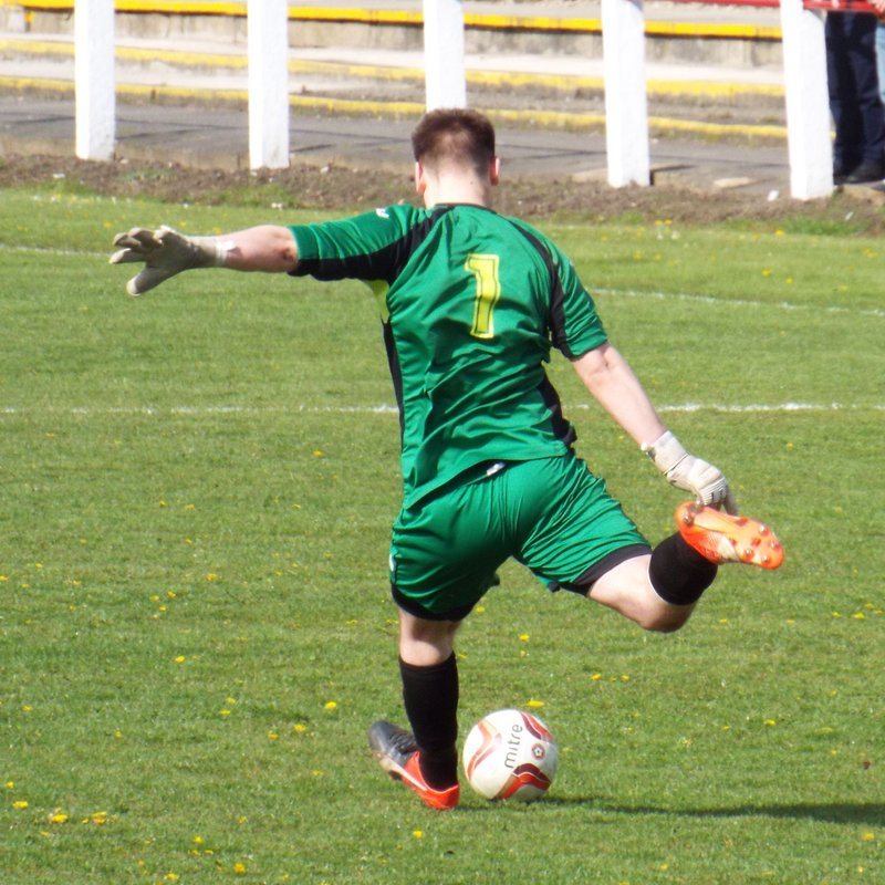 Selby Town 1-1 Teversal