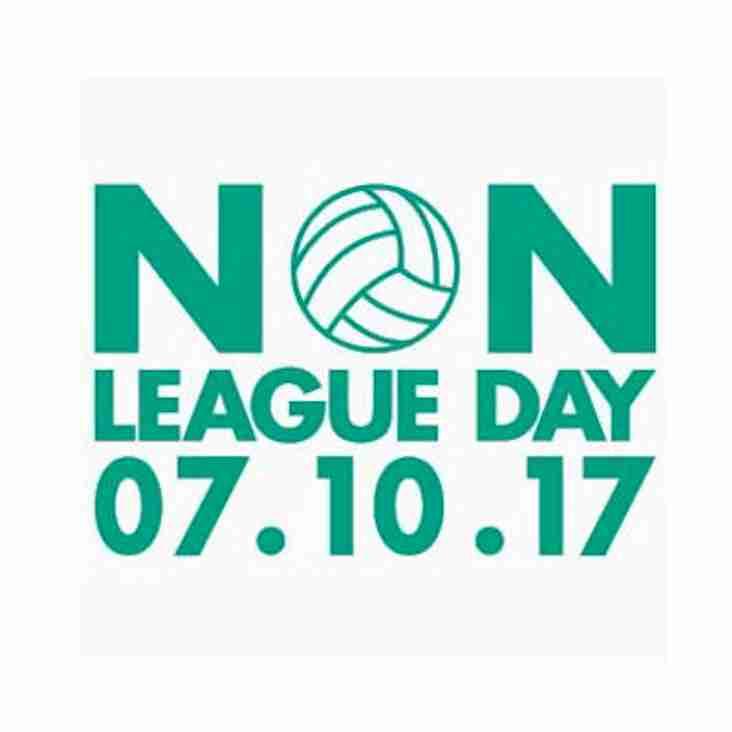 NON LEAGUE DAY 2017
