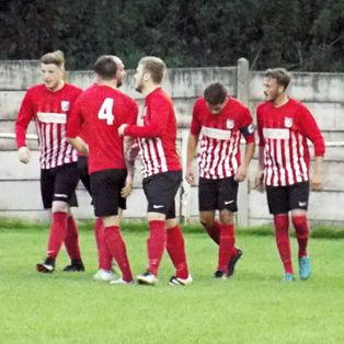 TEVERSAL FC 3 - 1 BIRSTALL UNITED