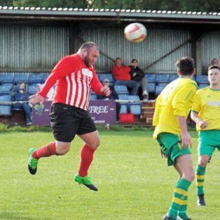 TEVERSAL 3-1 HOLWELL SPORTS
