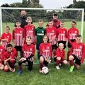 Under 12s lose to Newark Town Cavaliers 3 - 1