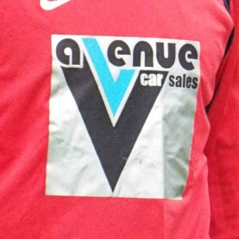 20171001 - AFC Teversal v Avenue Car Sales