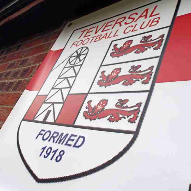 Teversal FC First Team Management Resign