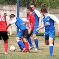 TEVERSAL FC 2 - 2 PARKGATE FC