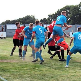 TEVERSAL FC 0 - 1 CLIPSTONE FC