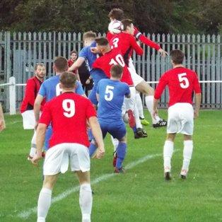 KIMBERLEY MINERS WELFARE 1 - 0 TEVERSAL FC