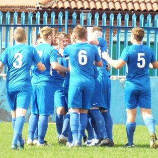 RADFORD FC 1 - 2 TEVERSAL FC