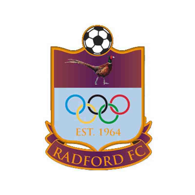 20180825 - Radford FC v Teversal FC