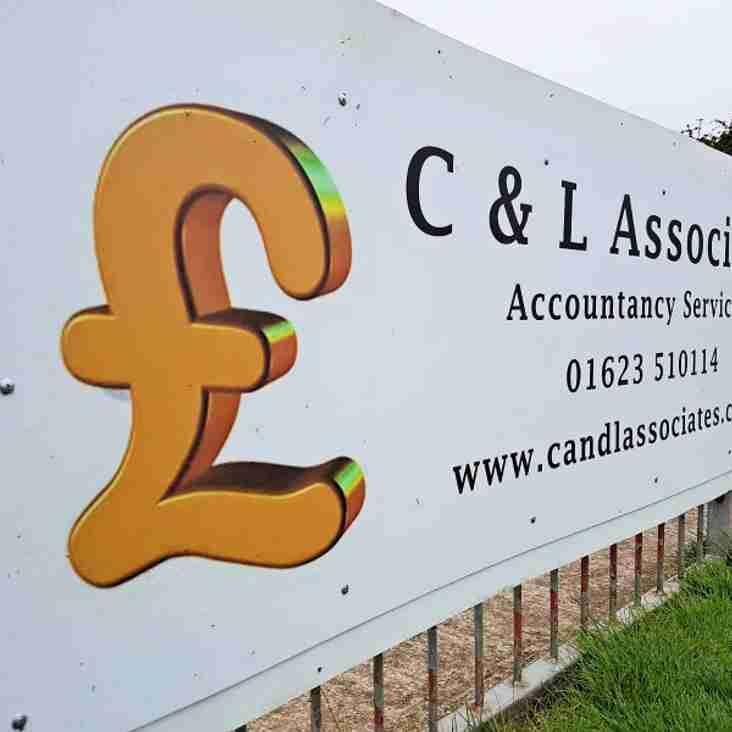 C & L ASSOCIATES RENEW BOARD SPONSORSHIP