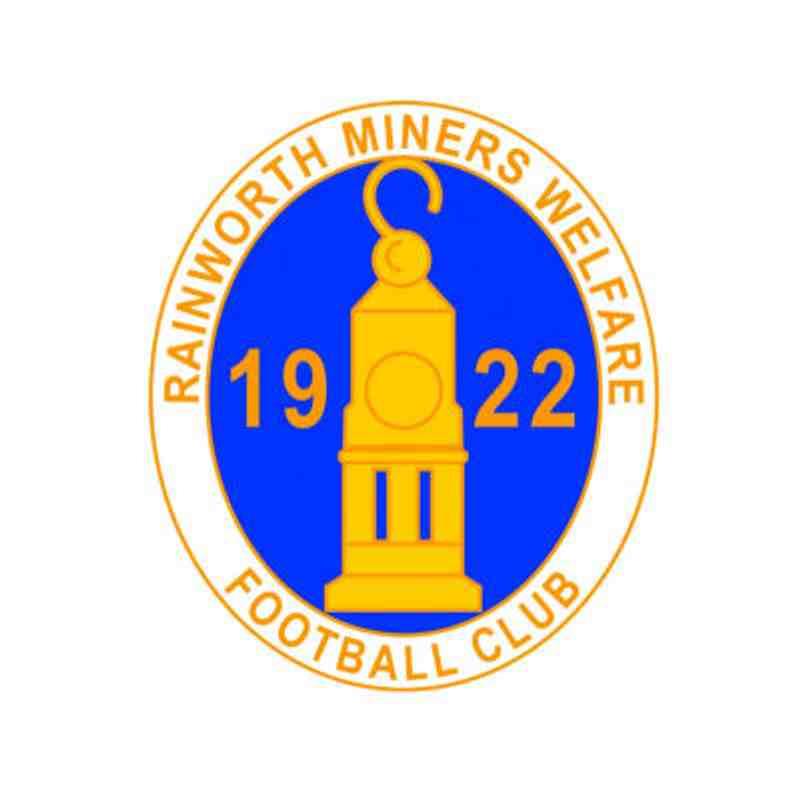 20180901 - Rainworth Miners Welfare v Teversal FC