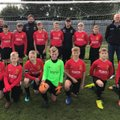 Under 14s beat Grantham United Panthers 2 - 3