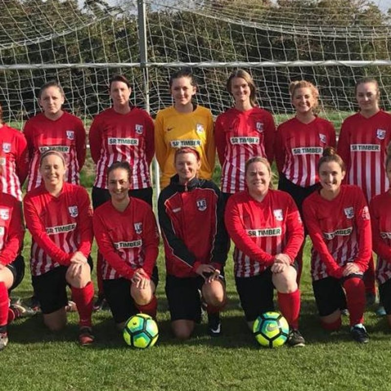 Teversal Ladies FC beat Arnold Eagles Ladies Gold 4 - 7