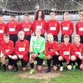 Under 18s beat Cotgrave Colts 0 - 1