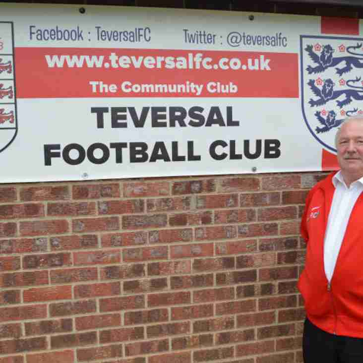 TEVERSAL FC SECURE STADIUM AND SHIRT SPONSORSHIP DEAL