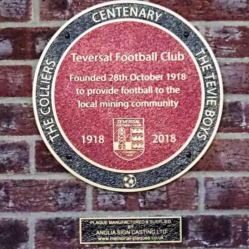 20181028 - Teversal FC Centenary Day