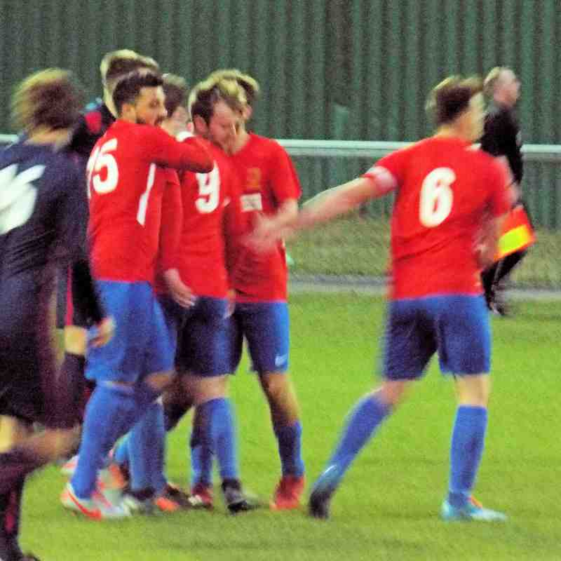 20181103 - Rainworth Miners Welfare v Teversal FC