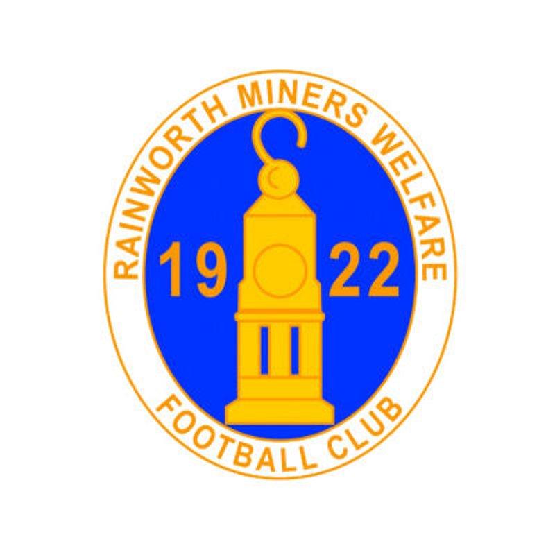 20181103 - Rainworth Miners Welfare v Teversal FC