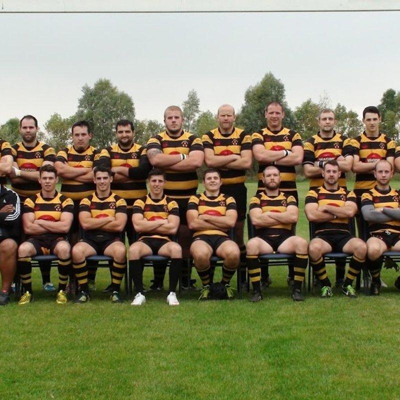 1st XV beat Bowdon 39 - 20