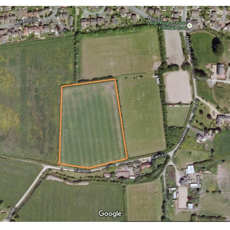 Leigh RUFC Development Update 24/04/2017 ~ Planning Permission has been obtained.