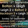 Week 3 fixtures