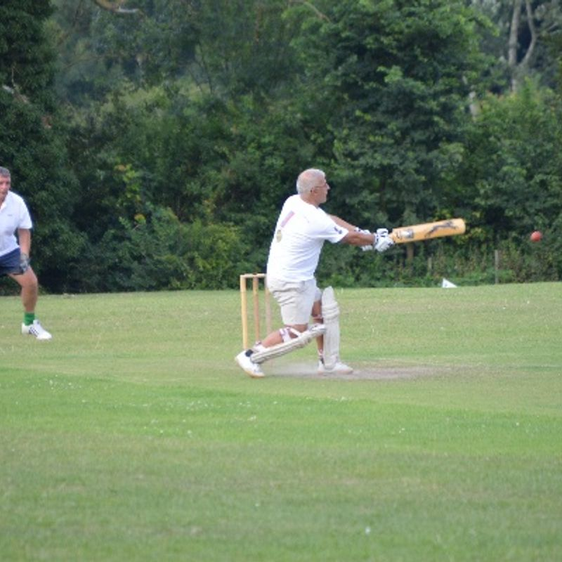 Ashleworth Committee v Parents Cricket Match.