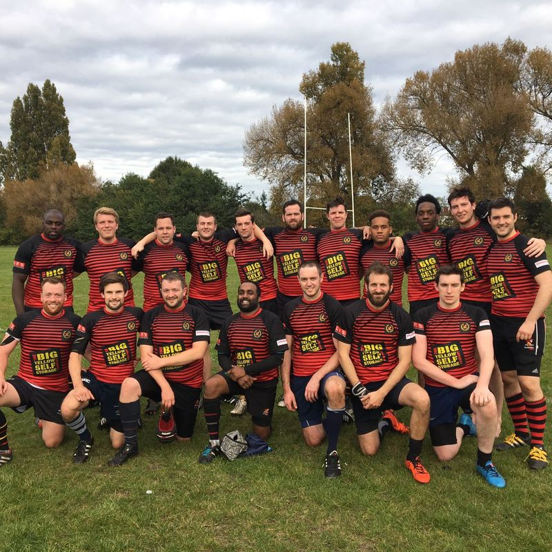 Southwark Lancers 2nd xv vs. Erith RFC 1st xv