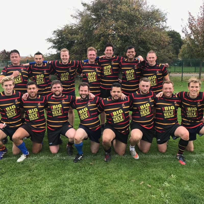 3rd XV - Tourists beat Old Alleynians 5's 48 - 0