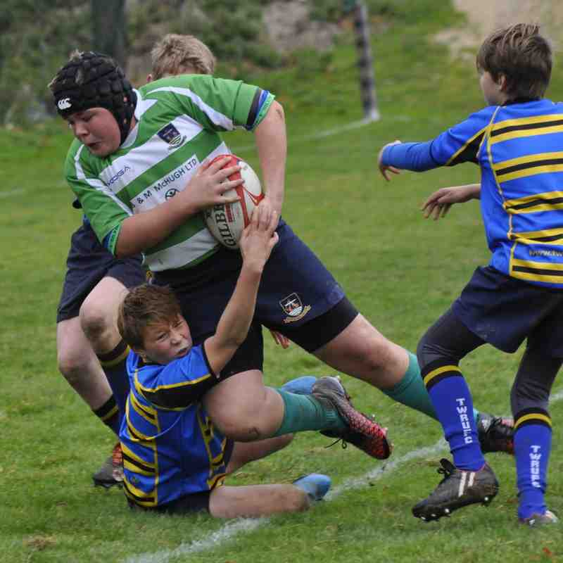 Folkestone RFC Under 13's v Thanet