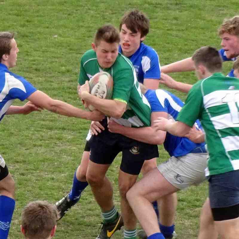 FRFC Under 18's v Uden