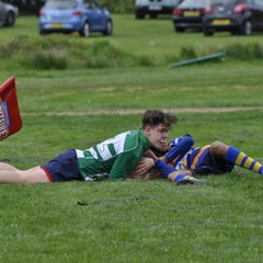 Under 15's Sevens Competition at Ashford, 23.4.2017