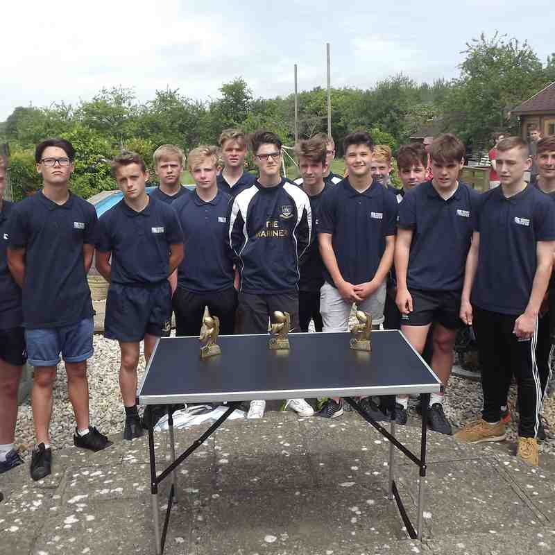 Under 15's End of Season Presentations