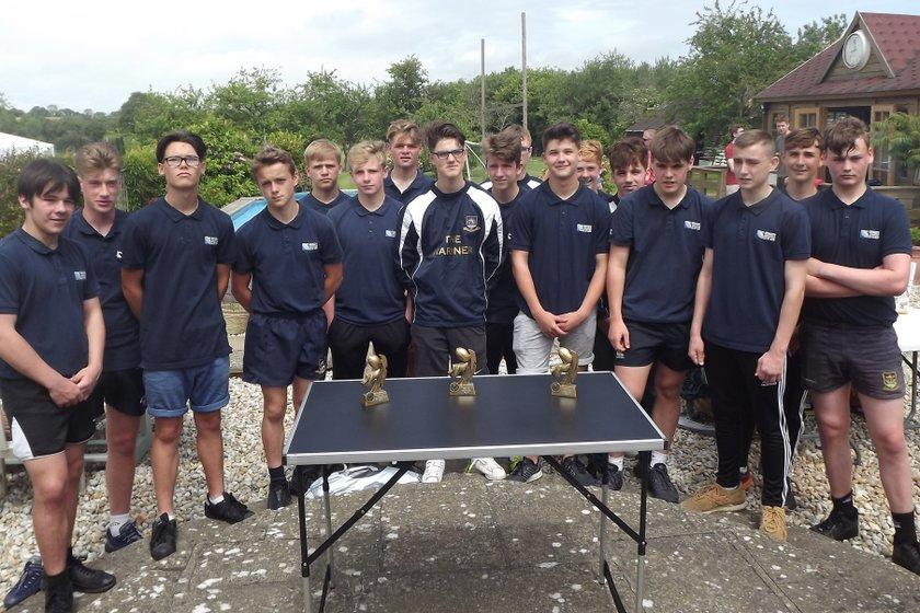 Under 15's End of Season Presentations