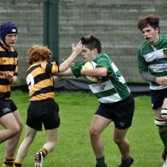 Under 16's v Canterbury