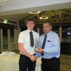 Under 16's Presentation Evening, 2nd May 2018