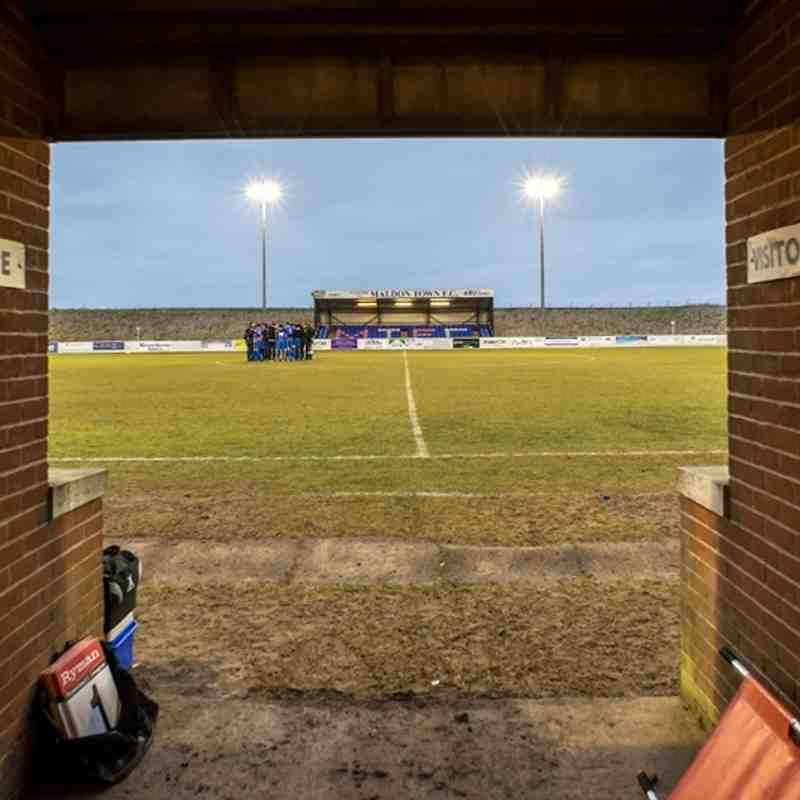 Maldon & Tiptree vs Redbridge 7/2/15