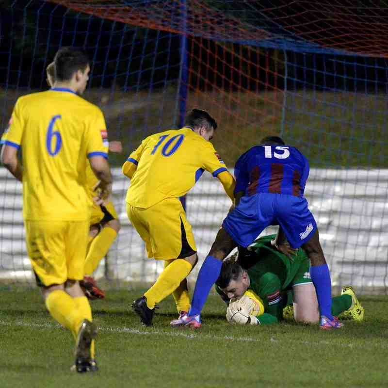 Maldon & Tiptree V AFC Sudbury 9/1/16