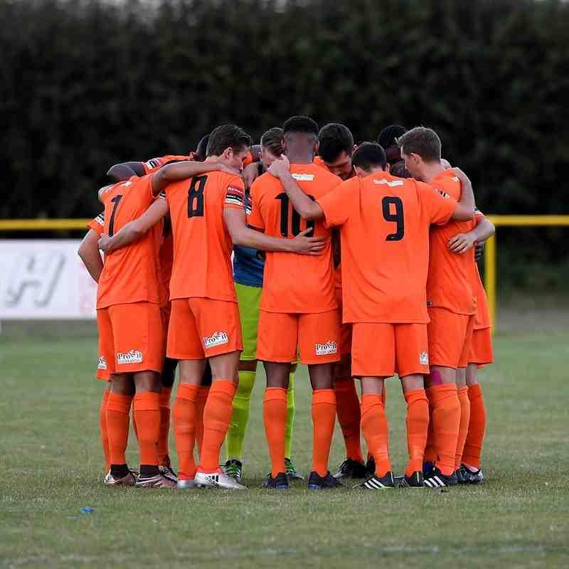 Norwich United V Maldon & Tiptree 16/8/16