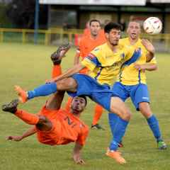 Norwich United V Maldon & Tiptree 16/8/16