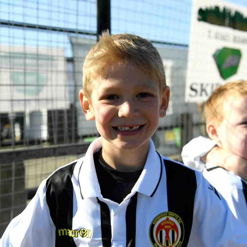Heybridge Swifts V Ware FC 25/3/17