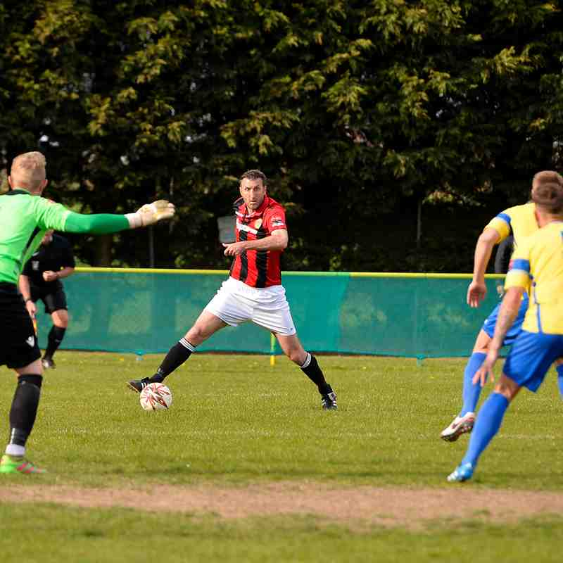 Norwich United V Heybridge Swifts 15/4/17