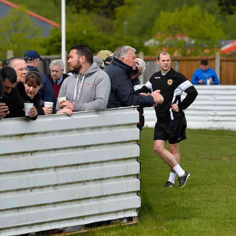 Maldon & Tiptree V Heybridge Swifts 17/4/17