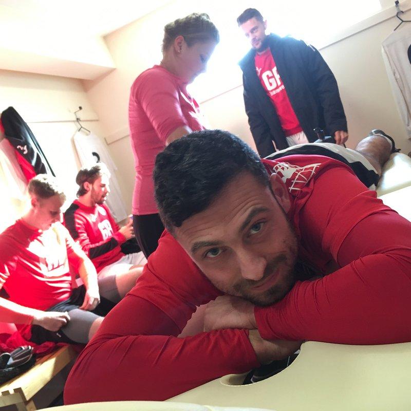 Alfold FC 1-0 AFC Varndeanians