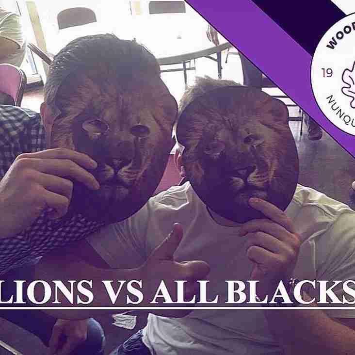 LIONS BREAKFAST!