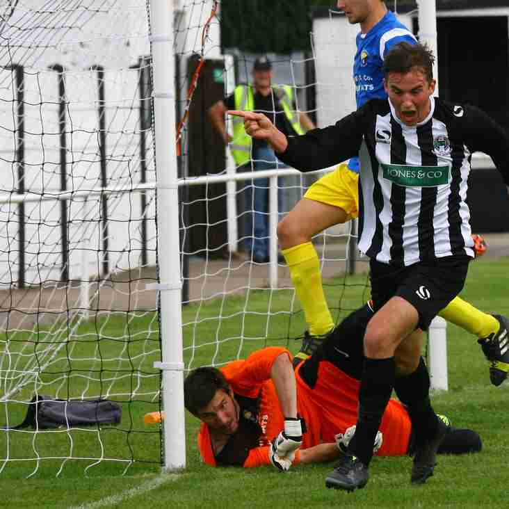 Entertaining Draw at Rainworth