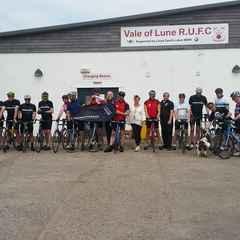 """Duchenne Dash Mix""  - Charity Bike Ride"